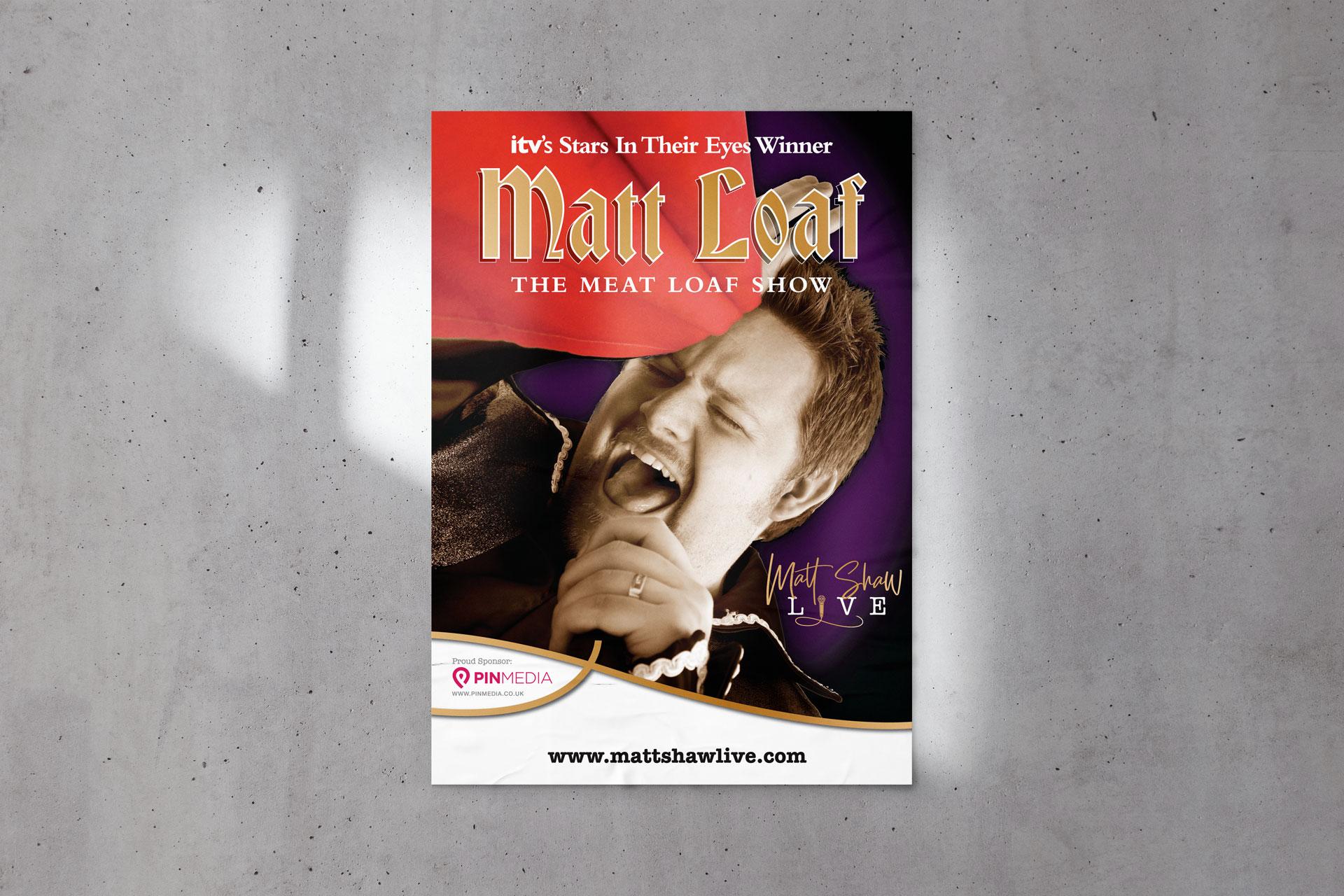 matt shaw poster design